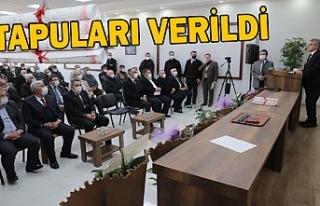 Urfa'da tören düzenlendi