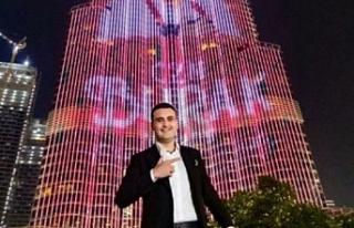 CZN Burak'ın Dubai hayali sona erdi