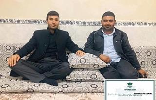 Harran'da parti değişimi!
