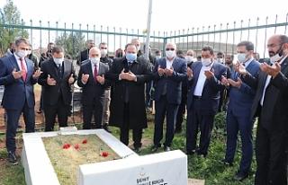 Şehit Kete Viranşehir'de unutulmadı
