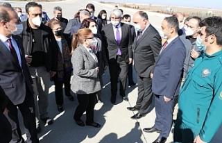 Ticaret Bakanı Pekcan Şanlıurfa'da...