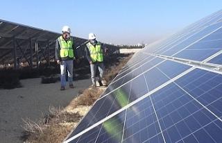 Urfa'da GES projesi önemli ölçüde tasarruf...