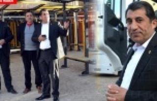 Başkan Atilla, '2015 Yılı Hizmete Başlama Yılı...