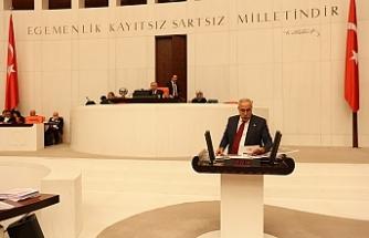 Aydınlık Harran Üniversitesi hakkında Bakan'a önerge sundu