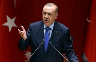 Erdoğan duyurdu! Peyder pey başlıyoruz