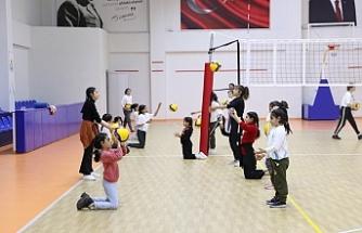 Haliliye Belediyesi'nde lisanslı sporcu yetişiyor