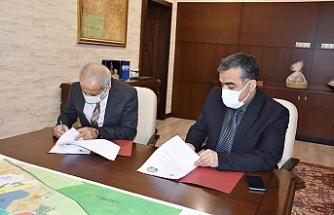 Harran Üniversitesi ve GAPTEAM protokol imzaladı