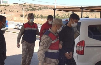 Urfa'da 3 DEAŞ'lı terörist yakalandı