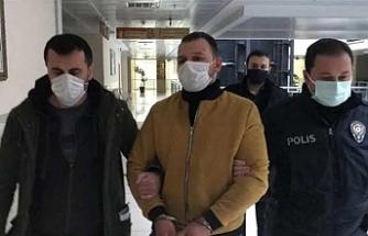 Eski eşini öldüresiye döven cani tutuklandı