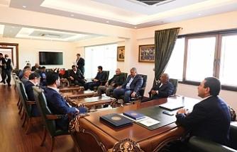Harran'da olağan toplantı gerçekleşti