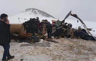 Helikopter nasıl düştü? MSB'den flaş açıklama