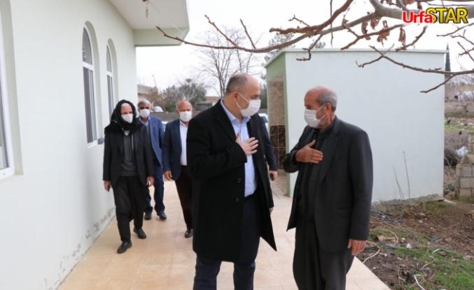 Aksoy, kırsal mahalleleri ihmal etmiyor