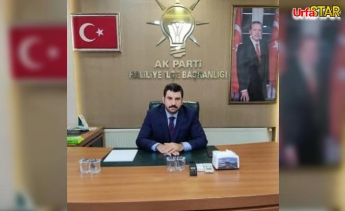 AK Parti Haliliye ilçesinin listesi iptal edildi mi?
