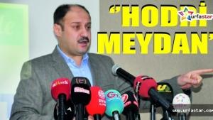 Şanlıurfa Milletvekili Kasım Gülpınar basın toplantısı