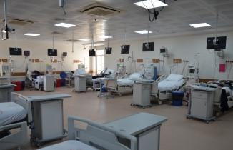Urfa'da hemodiyaliz merkezi hizmet vermeye başladı