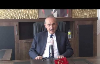 AK Parti Akçakale Belediye Başkan Adayı Mehmet Yalçınkaya