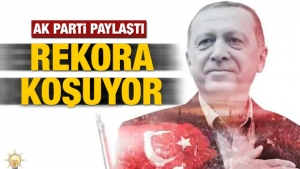 AK Parti'nin kısa seçim filmi