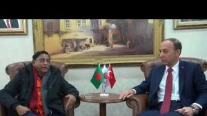 Bangladeş Afet Bakanı Chowdhury