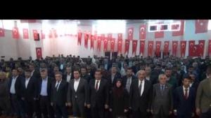 Başkan Atilla, Ak parti müşahit ve sandık görevlisi toplantısına katıldı