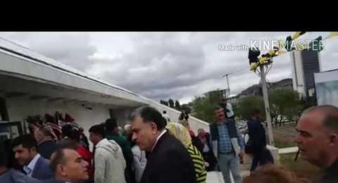 Ankara'da Urfa rüzgarı esmeye devam ediyor