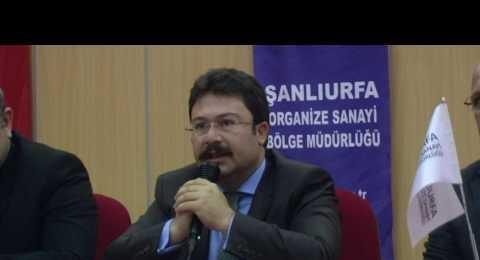 Şanlıurfa OSB'de istihdam seferberliği başlatıldı