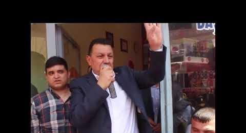 Siverek MHP seçim bürosu açılışı