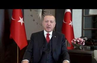Cumhurbaşkanı Erdoğan Şanlıurfa'ya Seslendi