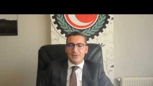 Hizmet İş Sendikası 2'nolu Şube Başkanı Bozan İzol kadınlara şiddeti kınadı