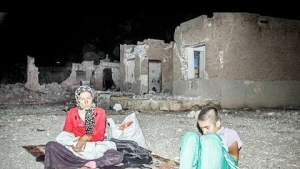Irak deprem
