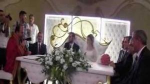 İzol'ların muhteşem düğünü