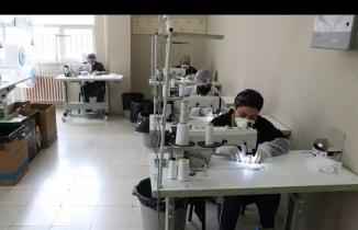 şanlıurfa maske üretimi